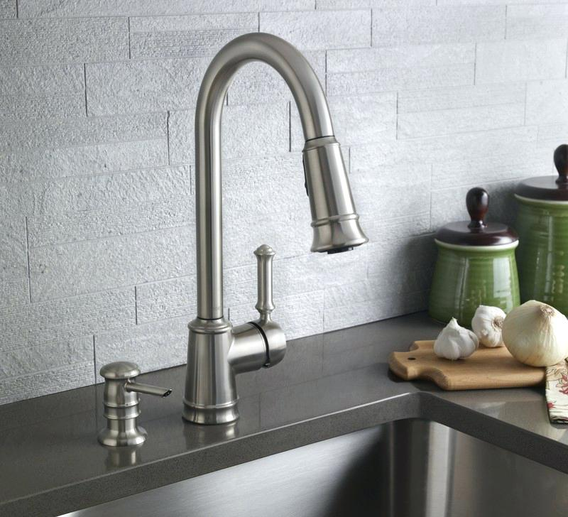 moen kitchen soap dispenser soap dispenser for a stylish bathroom soap  kitchen faucet soap dispenser parts .