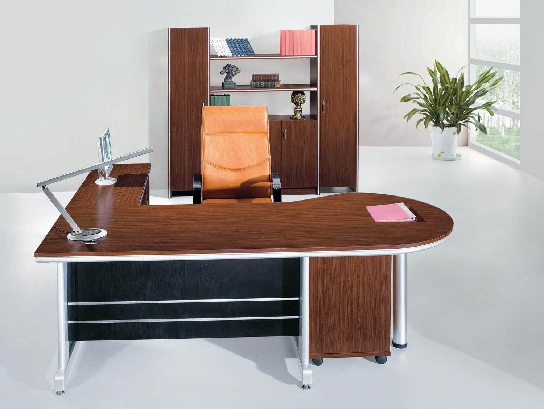 Wonderfull Modern L Shaped Office Desk