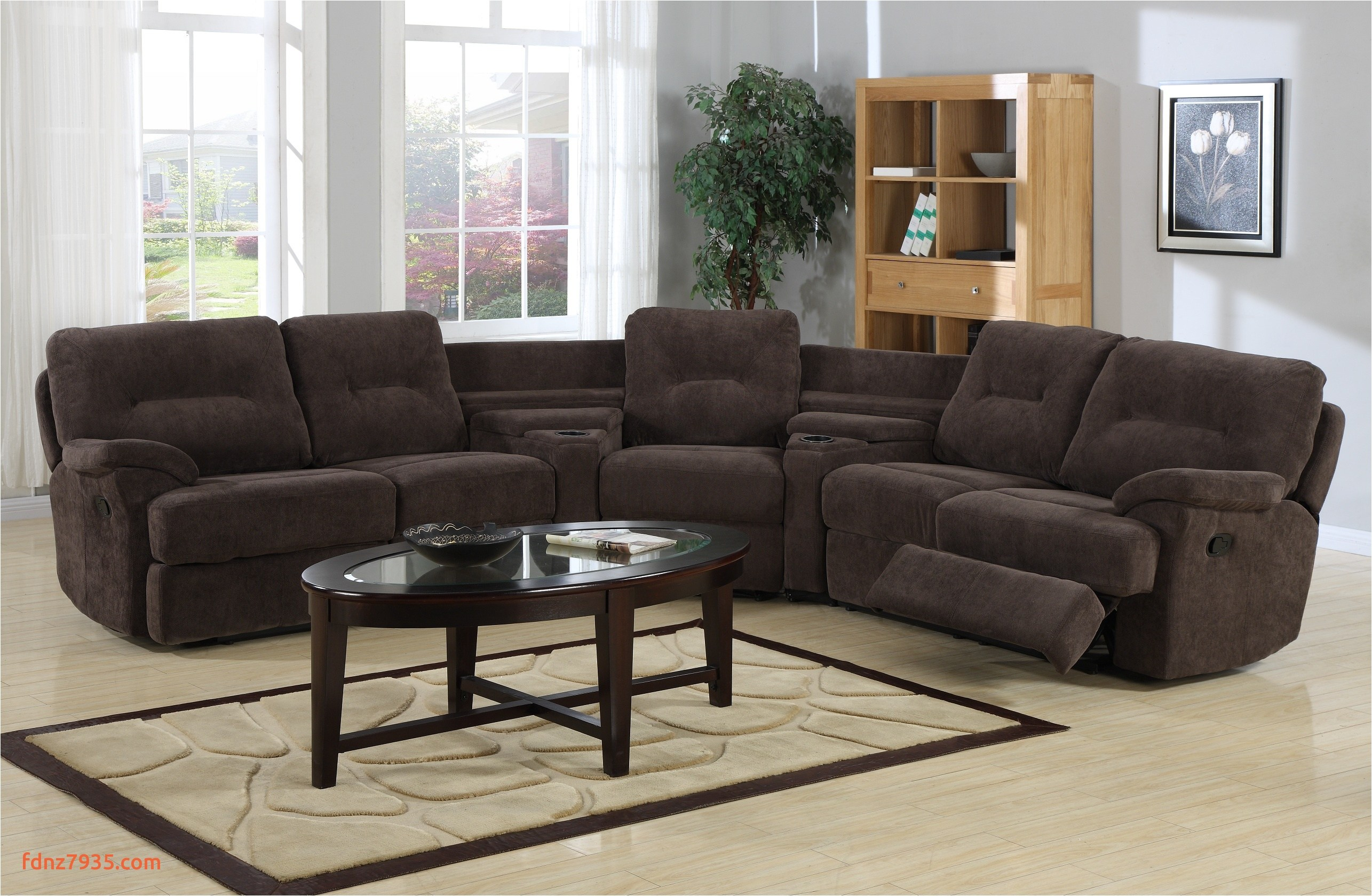 Sectional Recliner 2