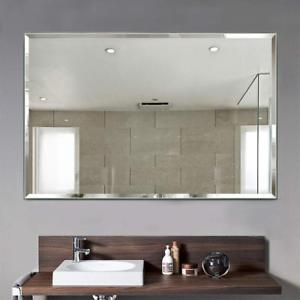 Image is loading 38-034-x26-034-Rectangular-Bathroom-Mirror-Wall-