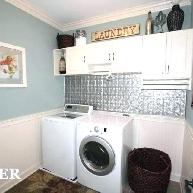 Laundry Room Drying Rod Laundry Room Cabinets With Hanging Rod