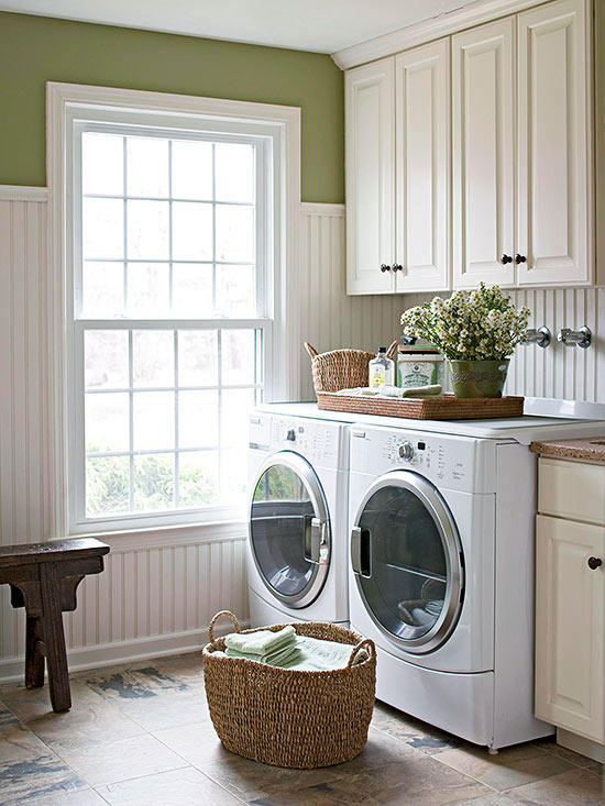 Laundry Room Cabinetry Ideas | Better Homes & Gardens
