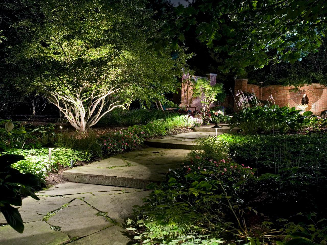 Decide Where Landscape Lighting Should Go