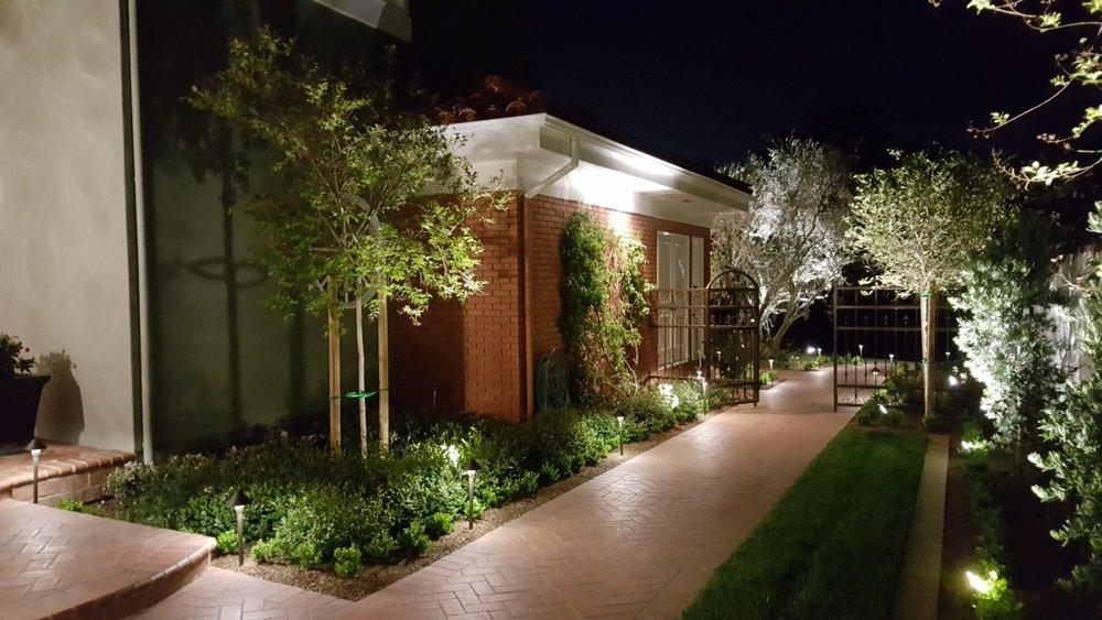 Unique Landscape Lighting Led