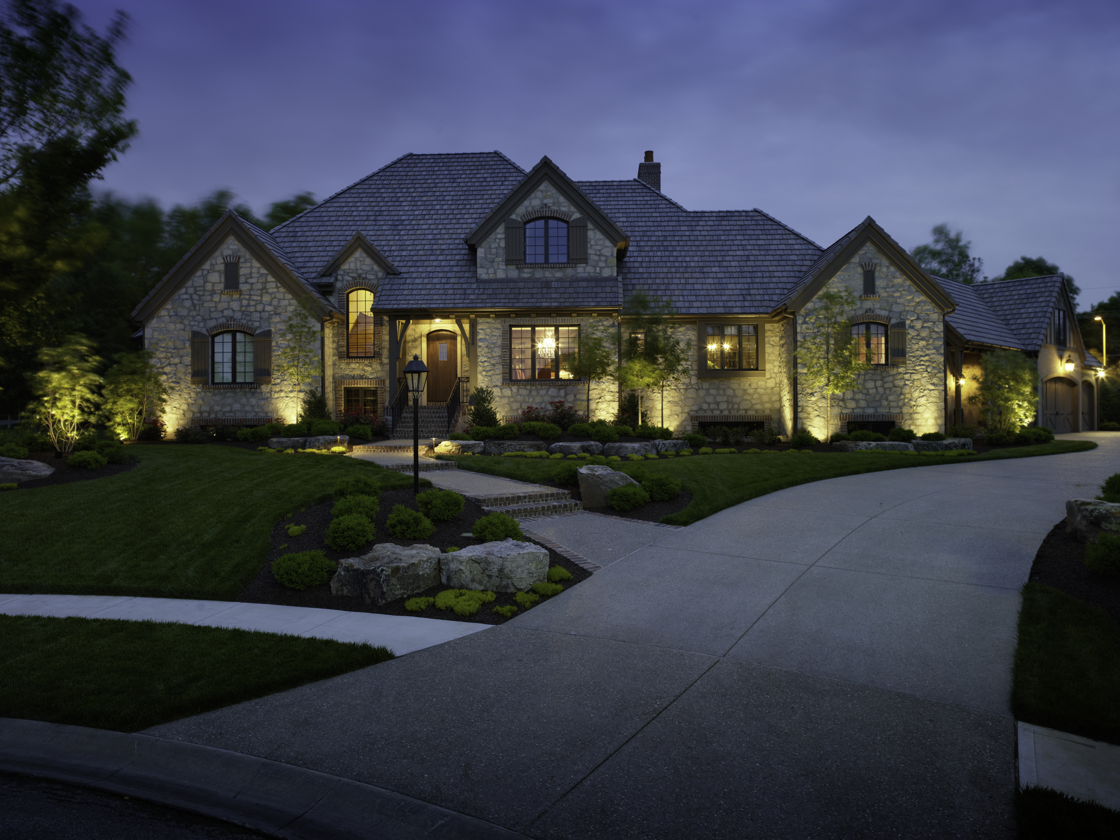 LED Outdoor Lighting Upgrade