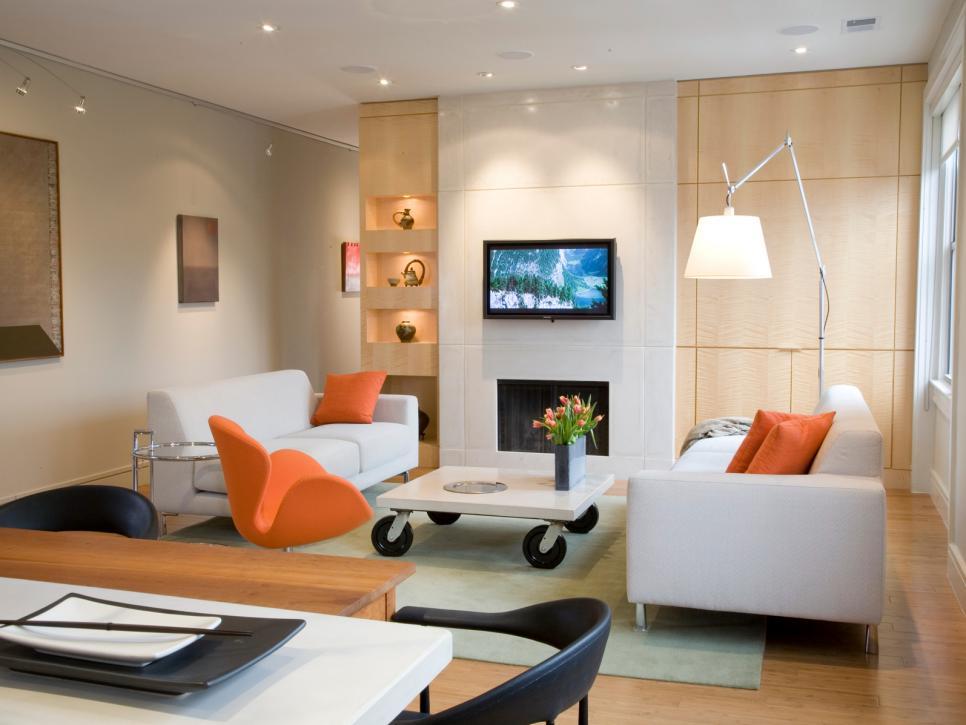 Things to consider while choosing modern   light design for living room