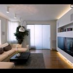 Proper living room lighting ideas   apartment to exaggerate the beauty of the room