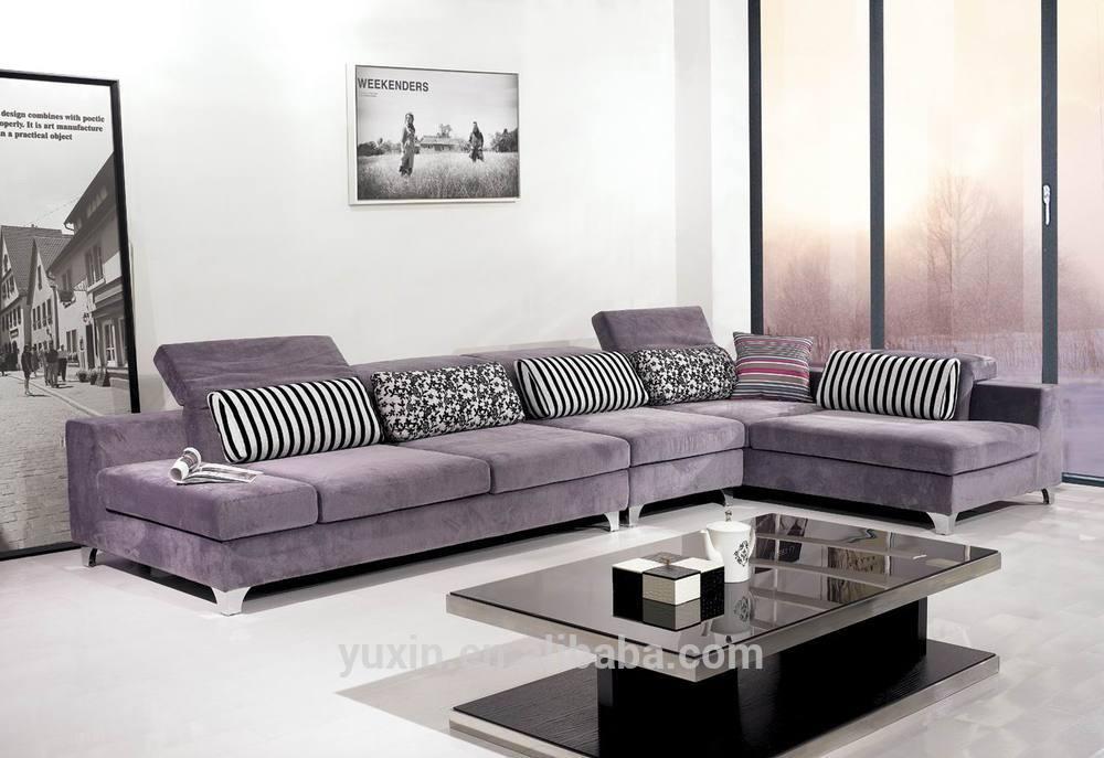 New Arrival modern living room wooden furniture/corner sofa set design for  livingroom