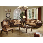 What is a living room sofa loveseat set ?