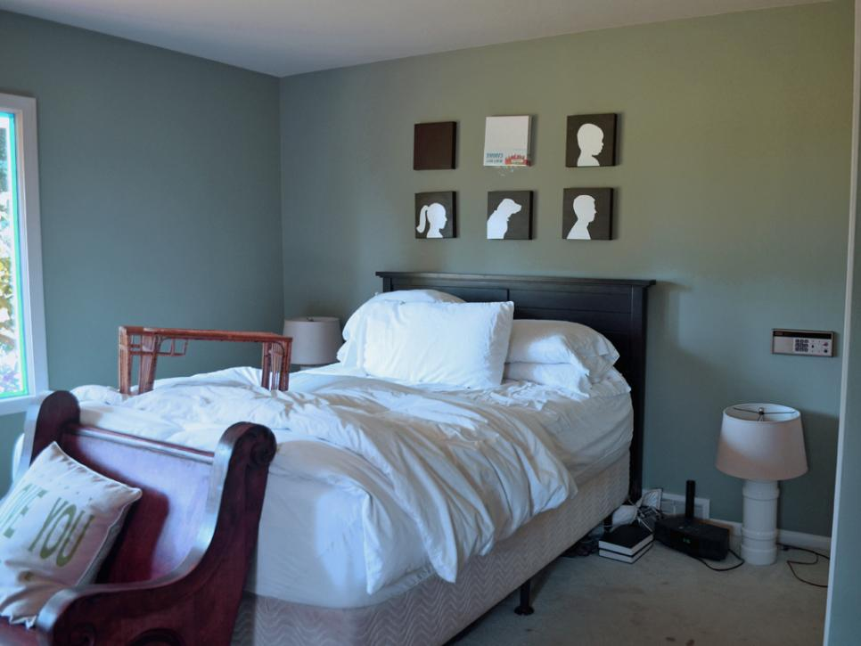 A Master Bedroom Makeover Under $150