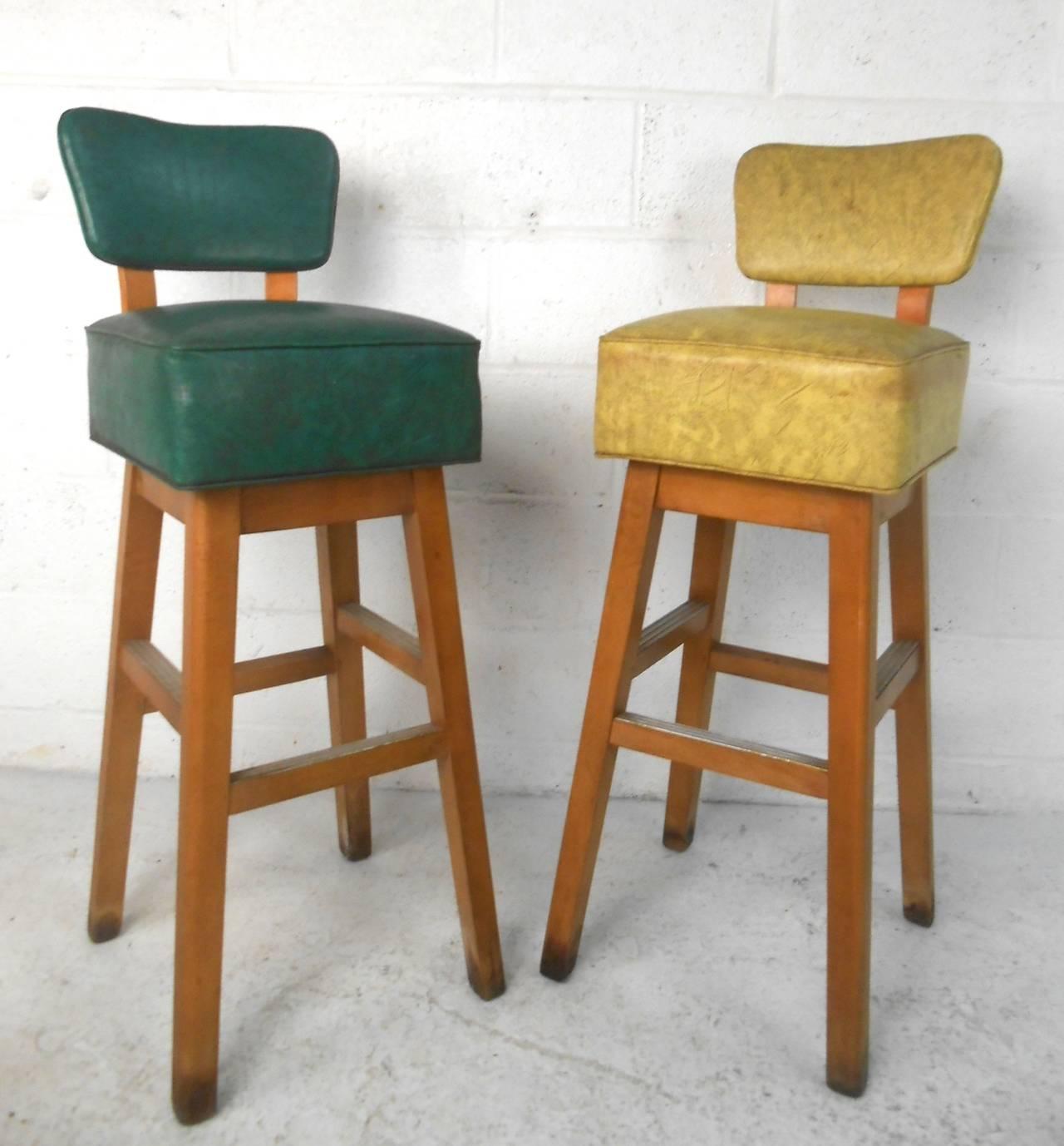Mid Century Modern Furniture Bar Stools