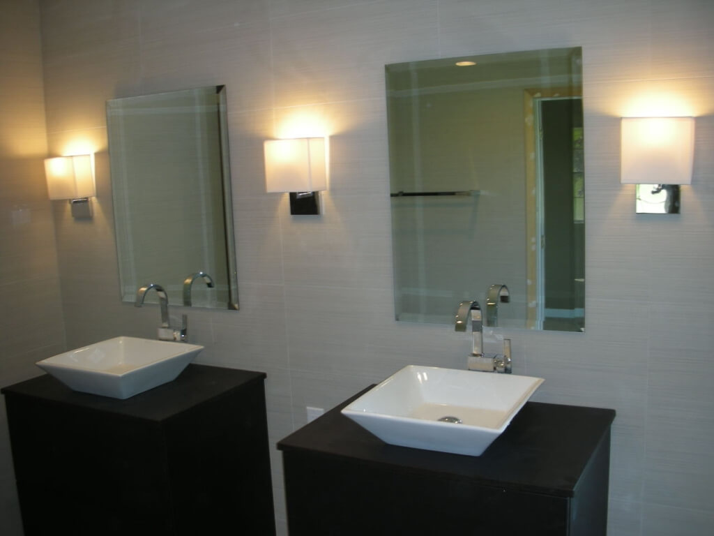 extraordinary bathroom sconces chrome wall sconce candle holder lamp  lighten and sink faucet white mirrors modern