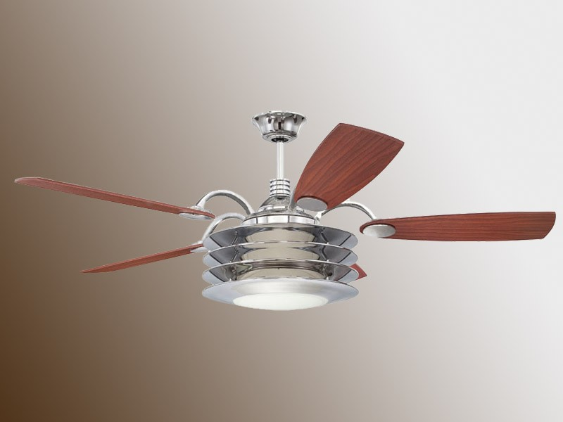 Contemporary Ceiling Fan With Bright Light All Contemporary Design  Regarding New Property Ceiling Fans With Bright Lights Remodel