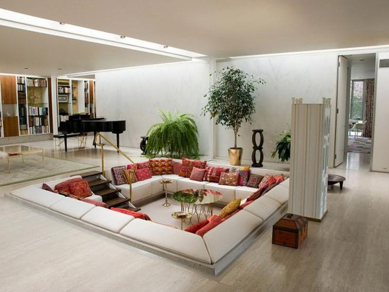 Unique Contemporary Living Room Furniture
