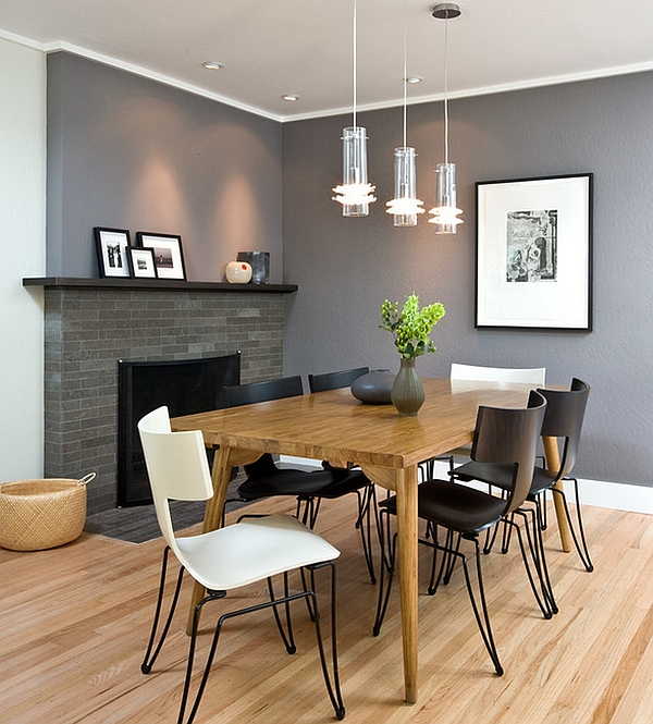 Modern Dining Table Chairs For The Stylish Contemporary Home