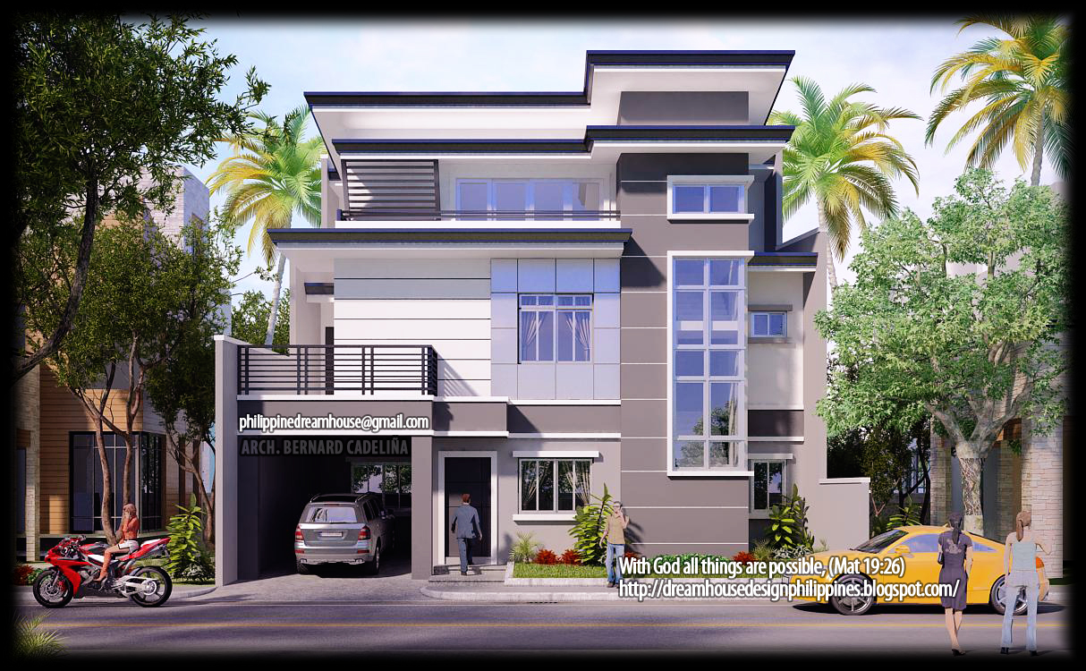 Philippine Dream House Design Modern