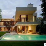 Your modern house design : modern dream   house design with unique theme