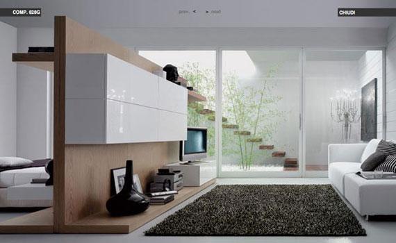 Modern Living Room | House Home Design Blog