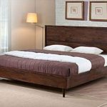 Modern king bed frame designs