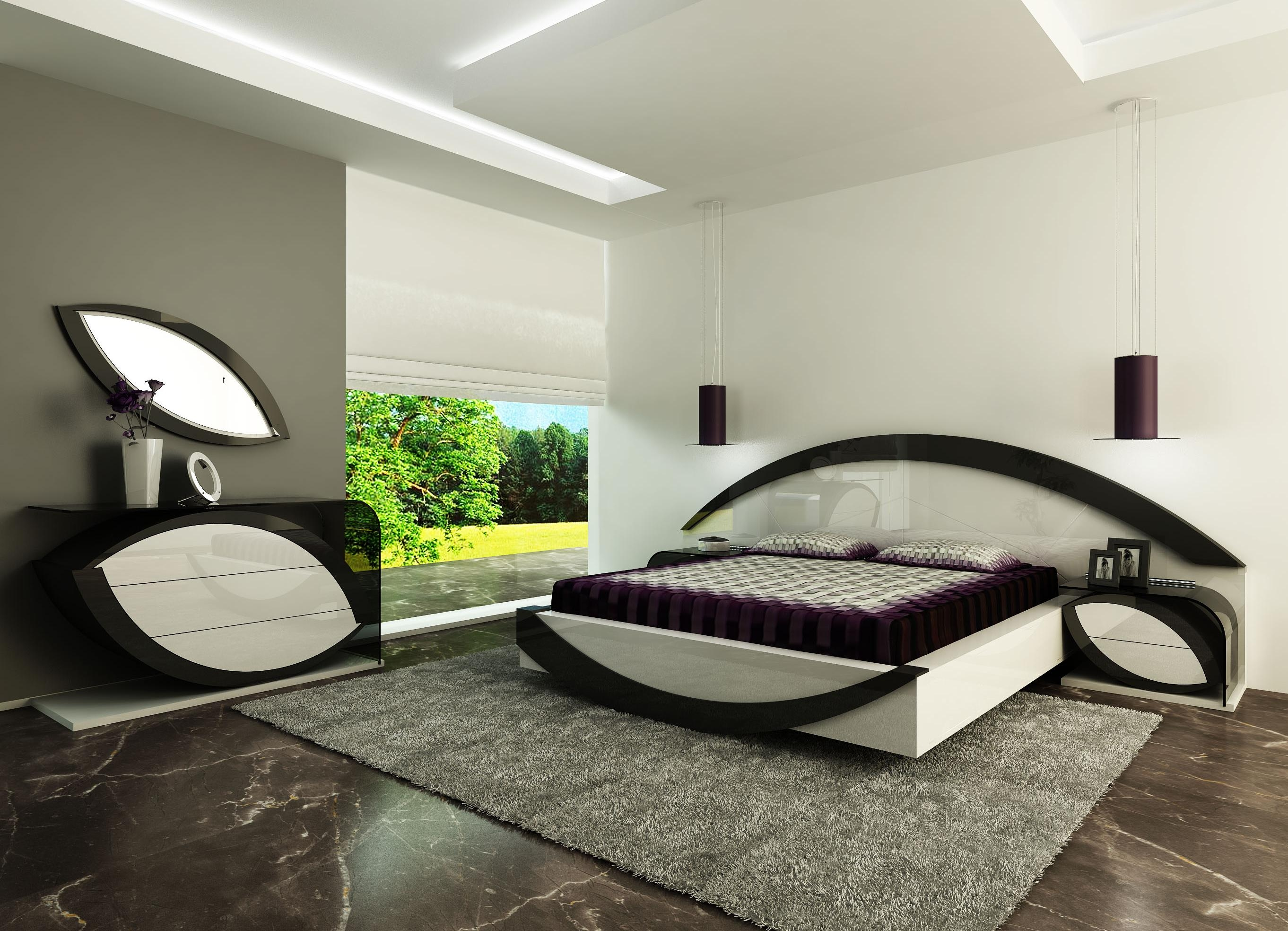 modern bedroom furniture sets  extraordinary modern king bedroom sets  white plus bedroom black bedroom mesmerize hezzyte - Decorating ideas