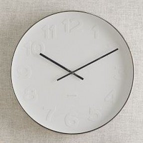 How to choose perfect modern kitchen wall   clocks ?