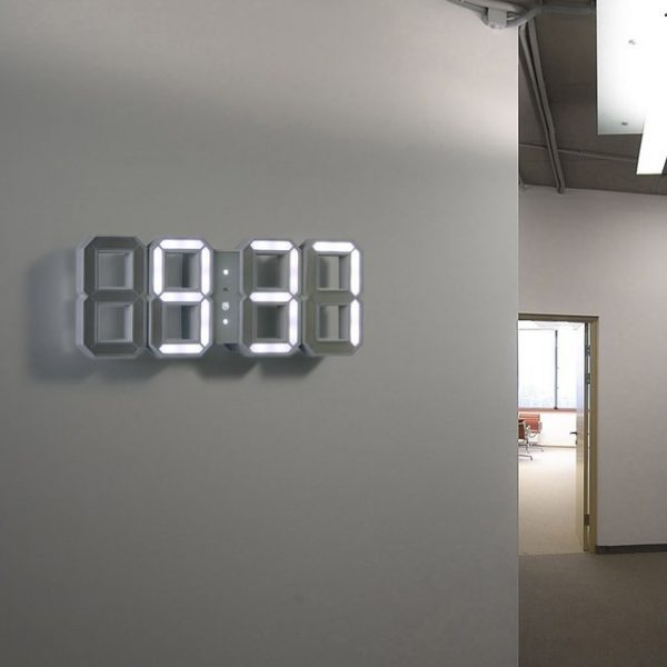 BUY IT · Digital Kitchen Wall Clock: