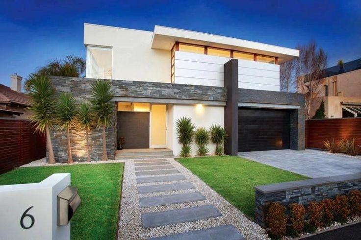 Incredible Modern Front Yard Landscaping Ideas Modern Front Yard Garden  Ideas Home Design Modern Backyard Design
