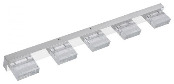 Led Vanity Light Bar Contemporary 5 Lights Led Bathroom Vanity Light  Bar Contemporary Bathroom Vanity Lighting