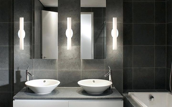 Contemporary Bathroom Vanity Light Fixtures The Significance Of Led  Bathroom Lights Modern Bathroom Vanity Light Fixtures