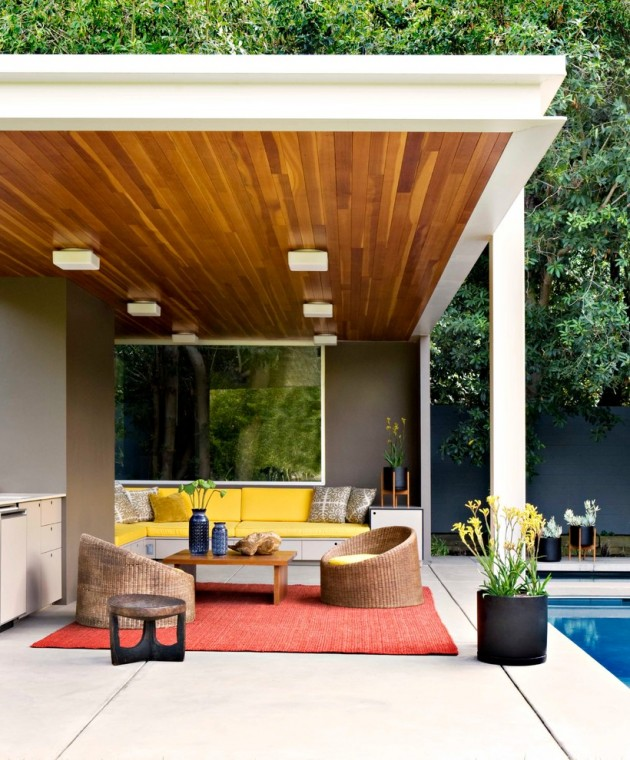16 Exceptional Mid-Century Modern Patio Designs For Your Outdoor Spaces