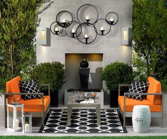 Great Outdoor Patio Decorating Ideas On A Budget Savemod Best Patio