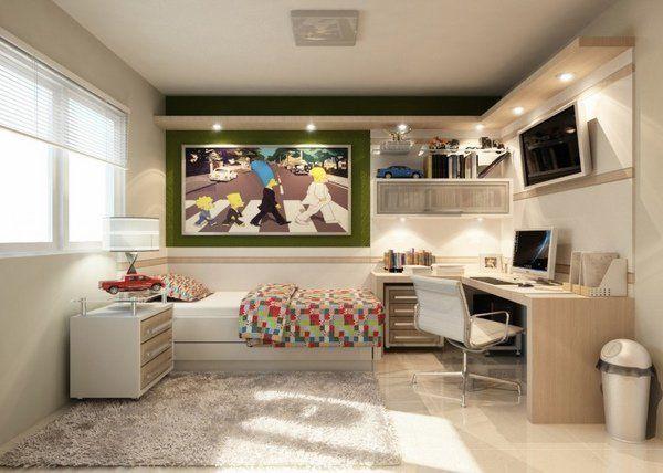 Kids Furniture: outstanding modern teen bedrooms Elegant Teen