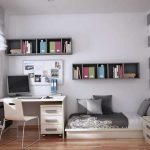 Here are some modern teenage bedroom   ideas for small rooms :
