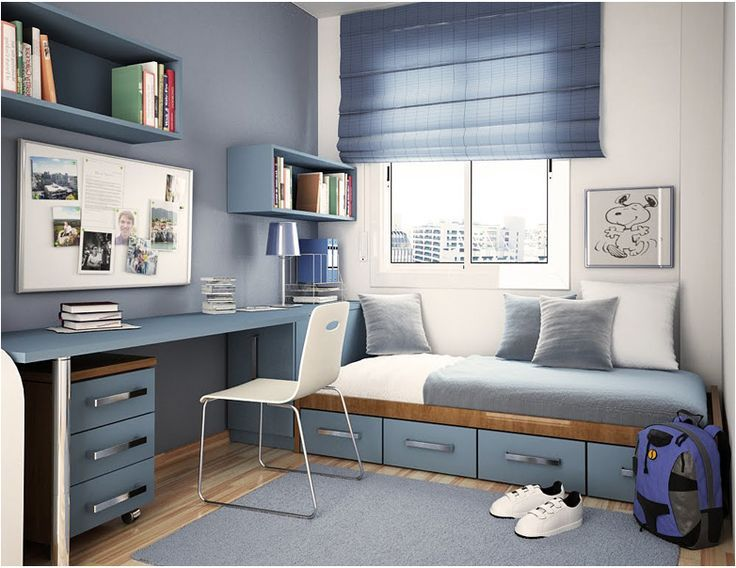 36 Modern And Stylish Teen Boys' Room Designs | DigsDigs | Tweens