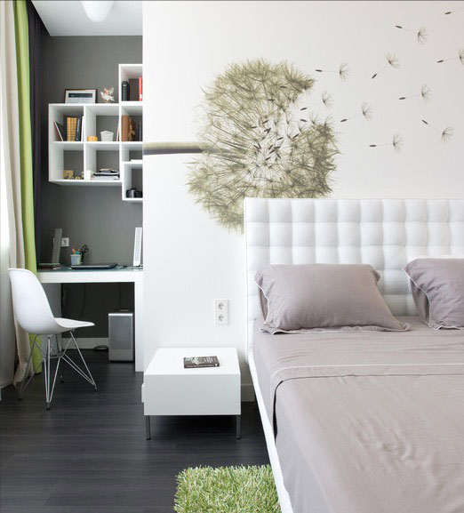 20 Fun and Cool Teen Bedroom Ideas | Freshome.com