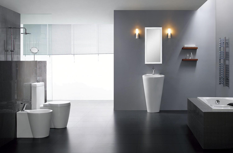 Sicilia Contemporary Modern Bathroom Toilet