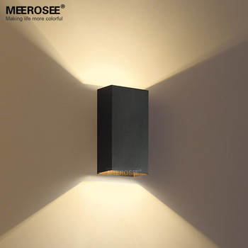 Black Led Wall Light For Hotel Bedroom,Corridor Wall Sconce Modern Wall  Sconces For Bathrooms Md81948 - Buy Black Led Wall Light,Wall Sconce Modern, Wall