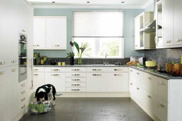 modern white kitchen cabinets ideas