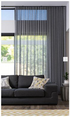 The Best Curtains for Modern Interior Decorating | dash | Living