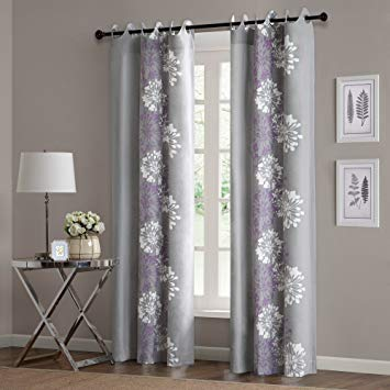 Amazon.com: Grey Curtains for Living Room, Modern Contemporary