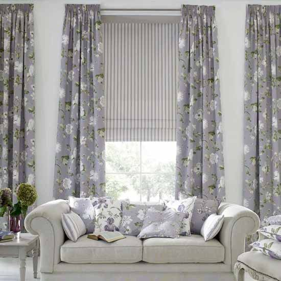 Beautiful Living Room Curtain Ideas | Household | Curtains, Living