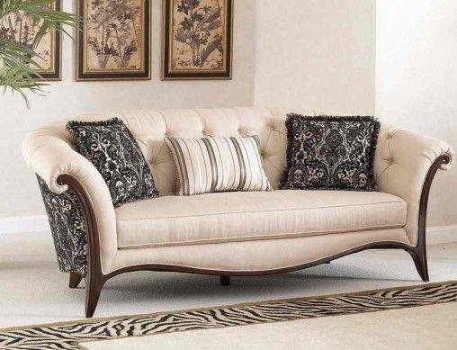 modern wooden sofa set designs - Google Search | Sofas | Sofa