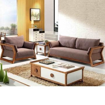 BB08, China living room furniture modern wood sofa set Manufacturer