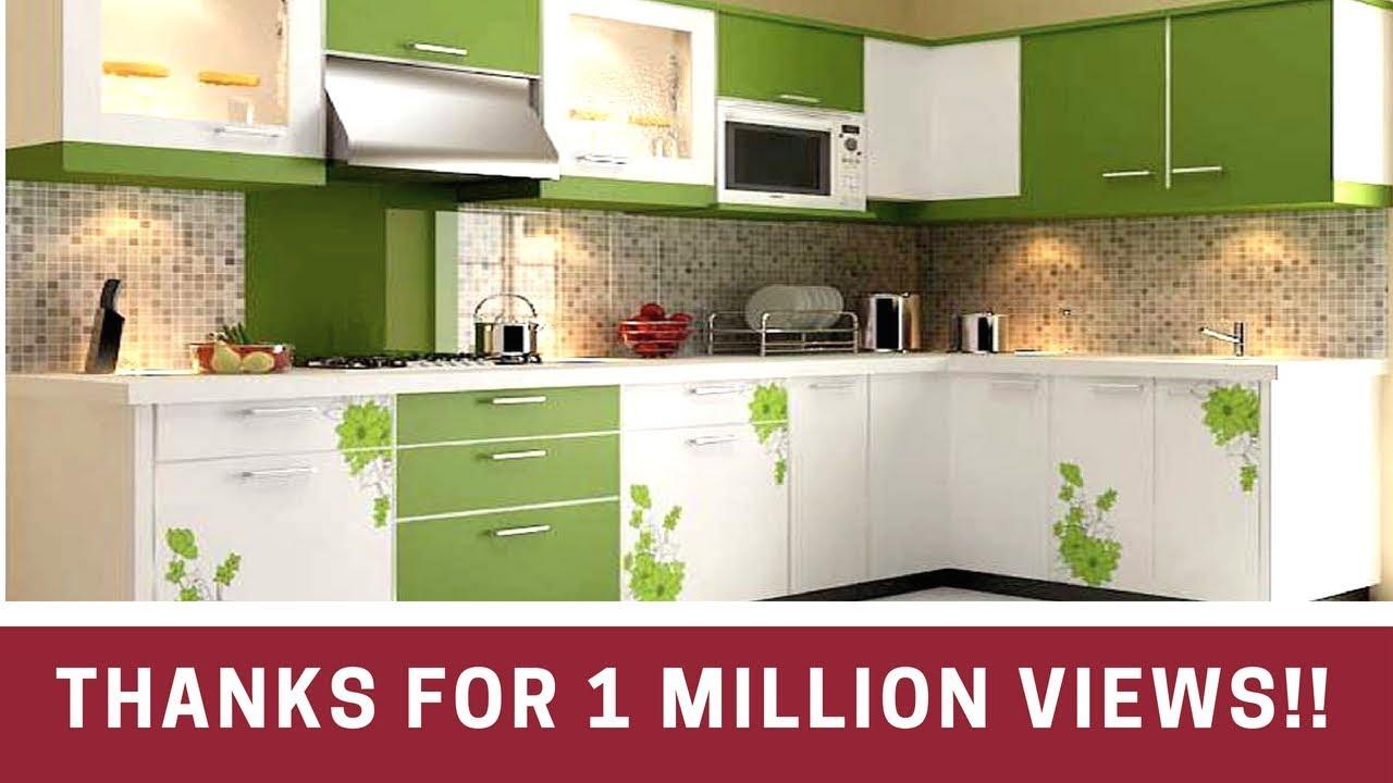 Best Modular Kitchen Designs 2018- Plan N Design