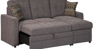 L Shaped Couch With Pull Out Bed | L Shaped Sleeper Sofa | Sectional With  Sleeper
