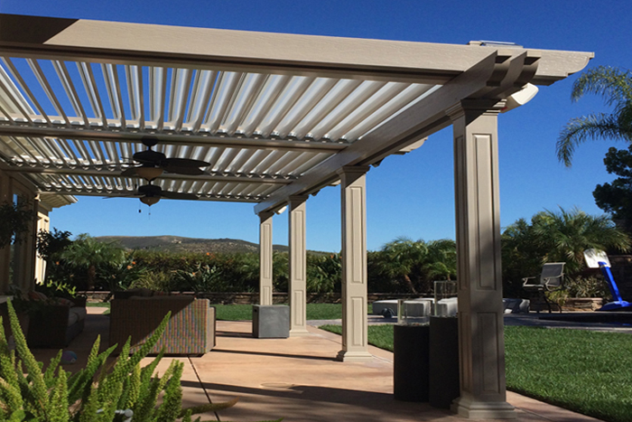 Retractable Awning; Retractable Awning; Retractable Awning