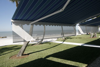 Automatic Retractable Awnings