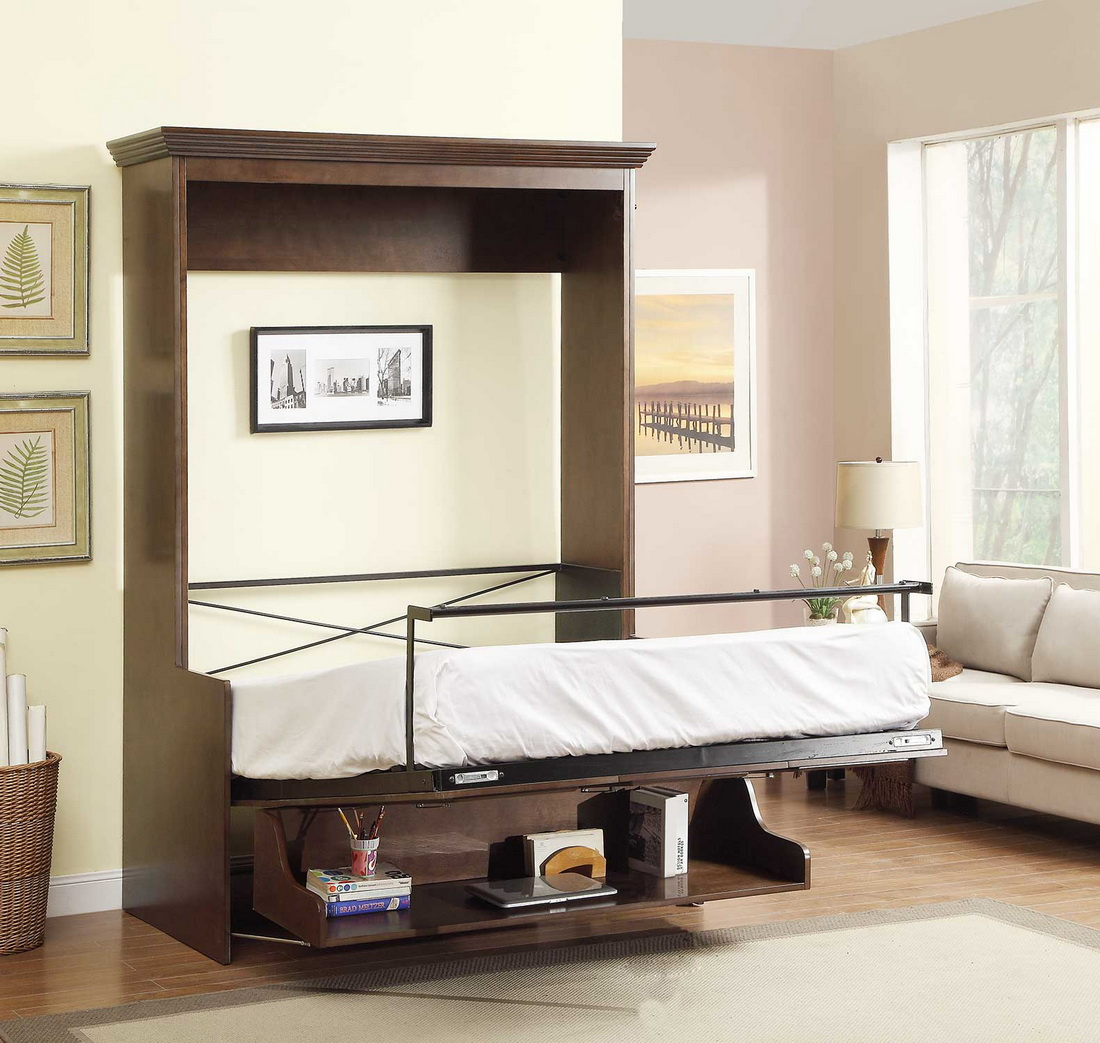 Best Murphy Bed with Storage