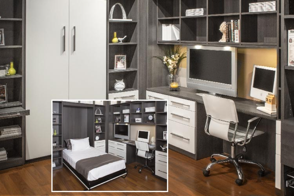 Pin It Custom Murphy Beds To Maximize Your Space