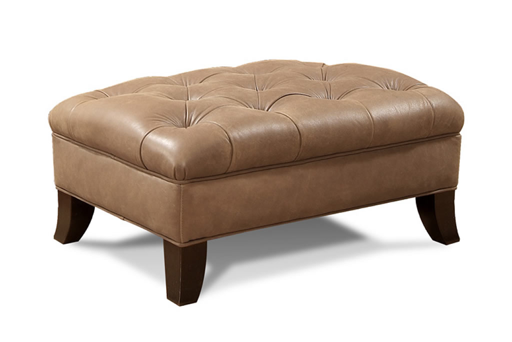 American Style Residential Furniture Design of Ottoman by Harden